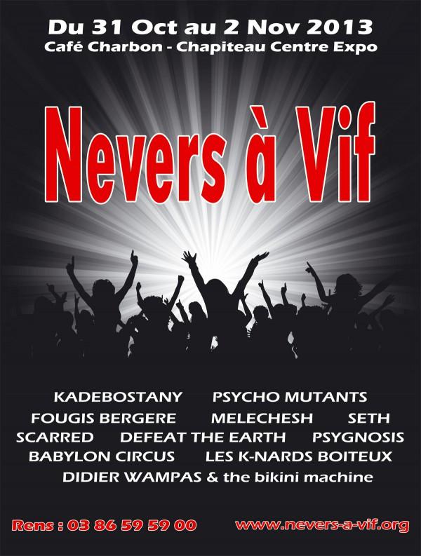 nevers à vif, 2013, 27, didier wampas