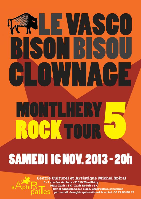 Monthléry Rock Tour 5