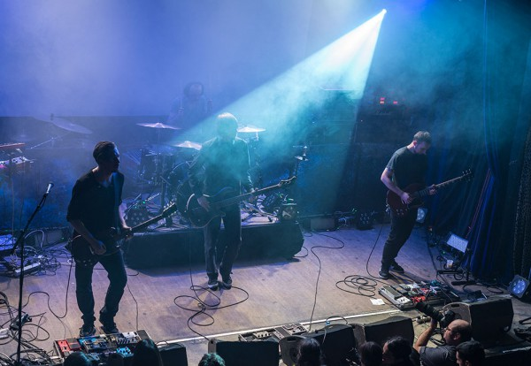 Tides From Nebula, live report, 2013, Paris, The Ocean,