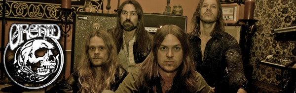 orchid, the zodiac sessions, capricorn remaster, promo band pic 2013