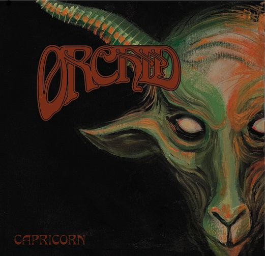 orchid, capricorn original cover