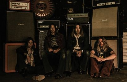 orchid, the zodiac sessions, band pic 2013