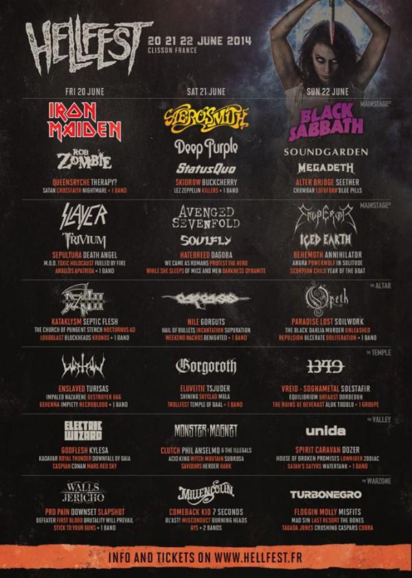 Hellfest 2014 10779