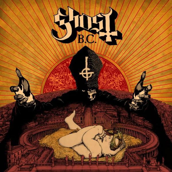 Ghost, Infestissumam, album de l'année La Grosse Radio, bilan 2013