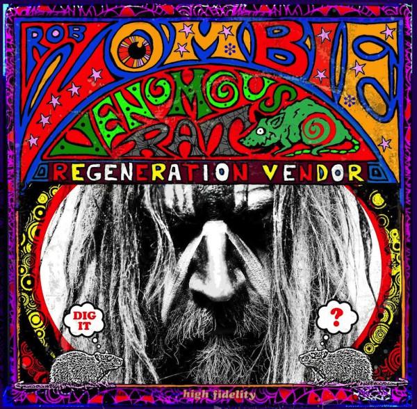 Rob Zombie, bilan classement 2013, La Grosse Radio, Metal