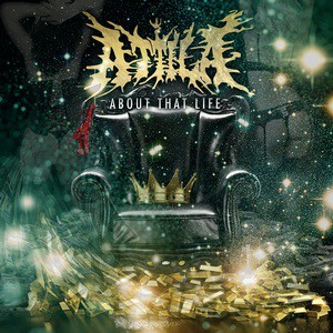 Attila, albums top classement 2013, la grosse radio, metal
