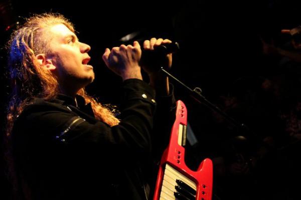 Daniel Estrin (Voyager), Live 2011