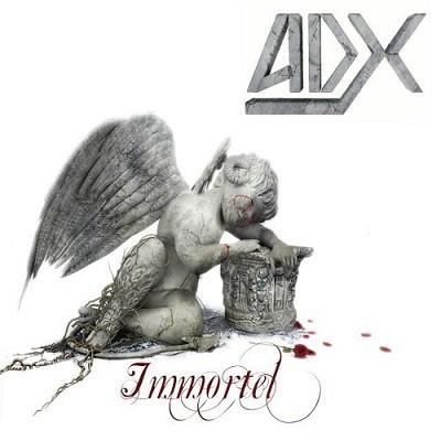 ADX Immortel (pochette)