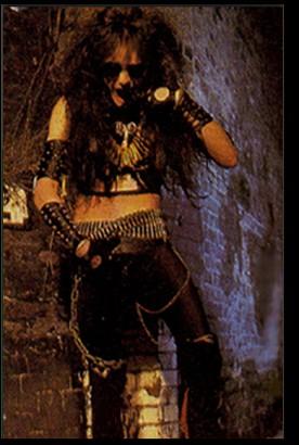 Quorthon 1987 © Tony Mottram