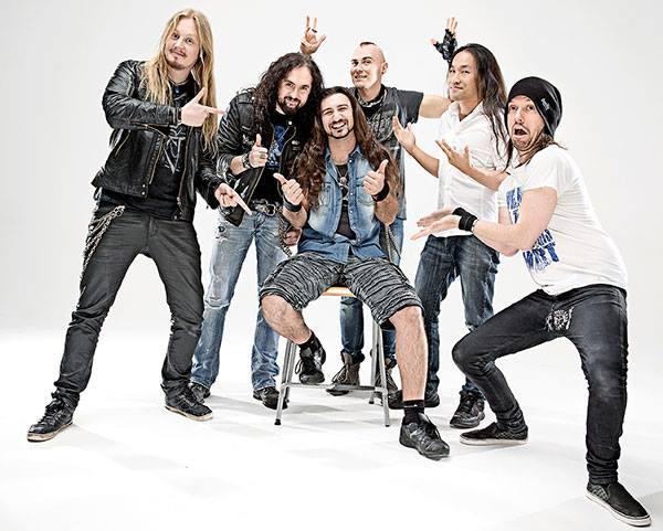 Dragonforce, band, new drummer