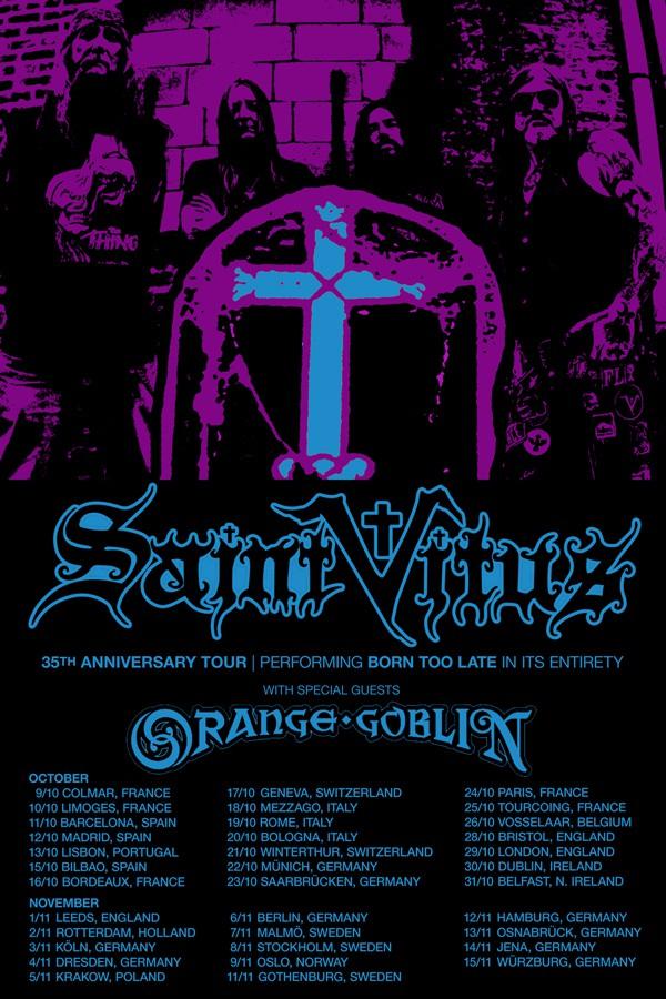 SAINT VITUS [Lille - 59] > 25-10-2014