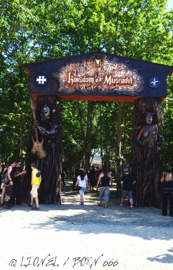 Hellfest 2014 Kingdom of Muscadet