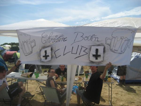 Christine Boutin Cult Hellfest 2014