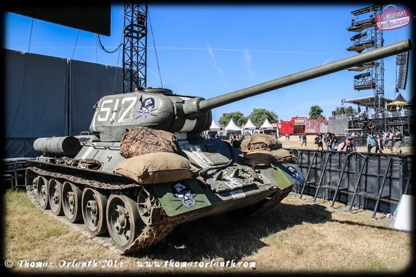 Hellfest Tank 2014
