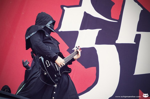 Ghost, live report, Main Square, 2014,