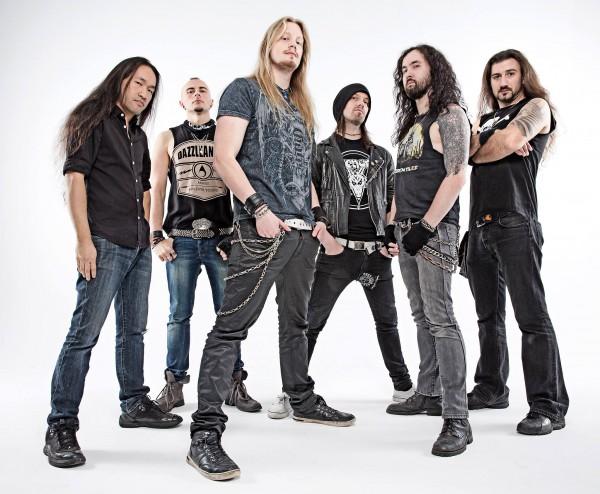 Dragonforce, 2014, power metal