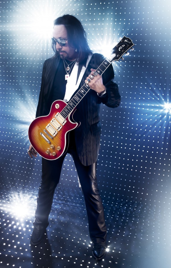 Ace Frehley Space Invader 2014