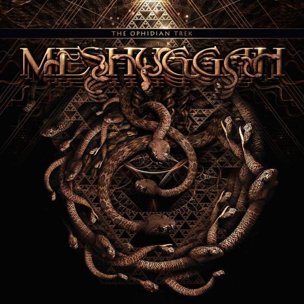 Meshuggah, The Ophidian Trek, album live, 2014,
