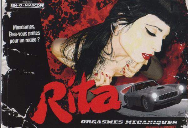 Rita Orgasmes Mécaniques