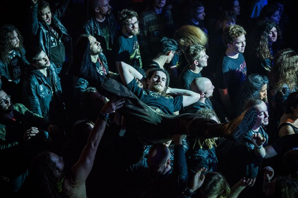 Dying Fetus, live report, 2014, Paris,