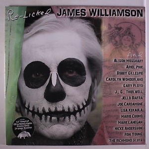 james williamson, re-licked