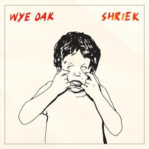 wye oak, shriek
