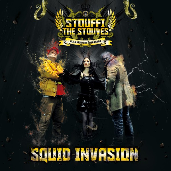 stouffi the stouves, squid invasion