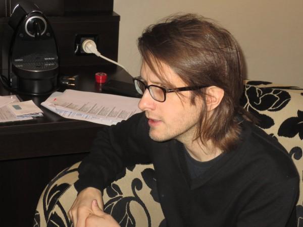 Interview Steven Wilson La Grosse Radio 2015