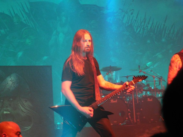 Johan Soderberg, Amon Amarth, Nancy, L'Autre Canal, Metal