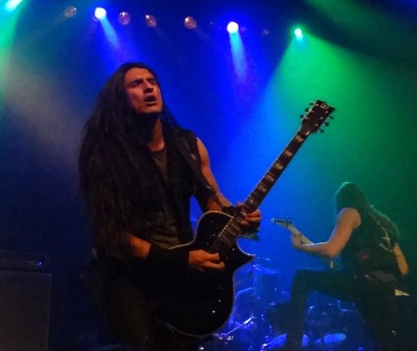 Eli Santana, Huntress, Nancy, Metal, L'Autre Canal