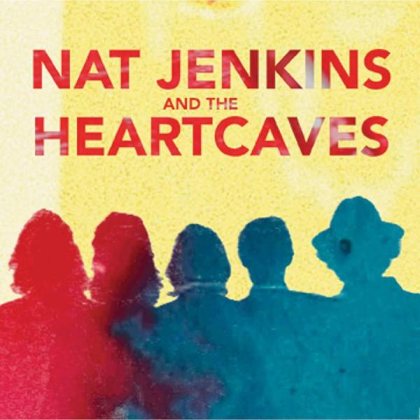 nat jenkins & the heartcaves, turn me on, EP 2015, the kooks