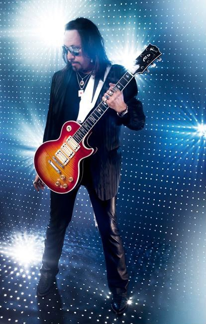 Ace Frehley Tour 2015 Forum Vauréal