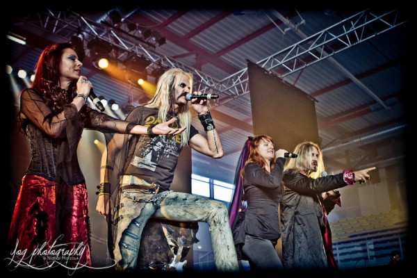 Therion, Metallurgicales 2011