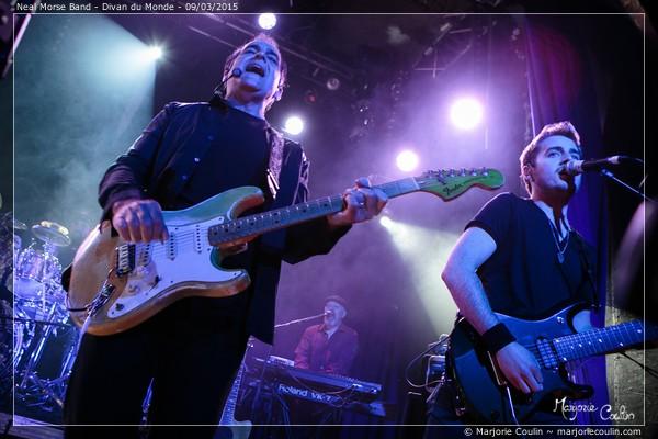 Neal Morse Band, Divan du Monde, 2015, Prog