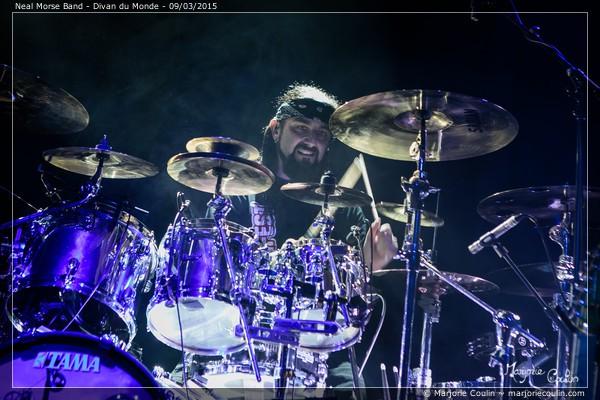 Neal Morse Band, Mike Portnoy, Prog, Divan du Monde
