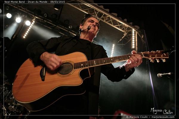 Neal Morse Band, Neal Morse, Prog, Divan du Monde, 2015