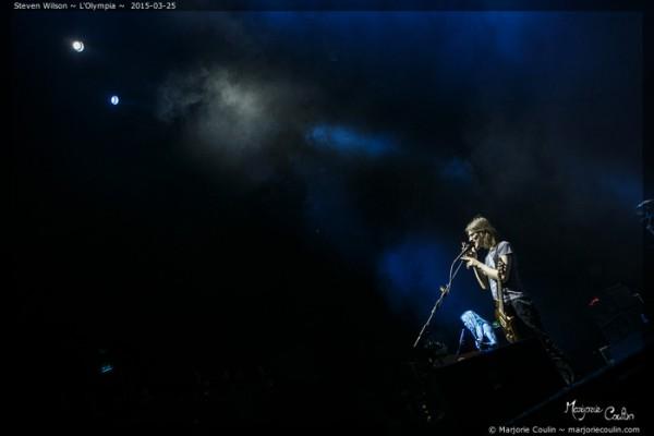 Steven Wilson, Live report, Olympia,