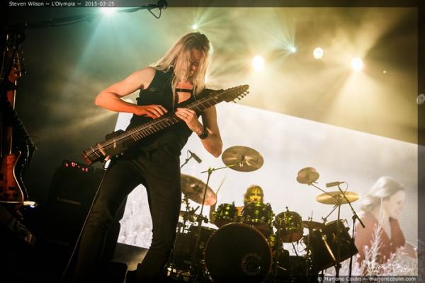 Nick Beggs, Olympia, Steven Wilson, Prog