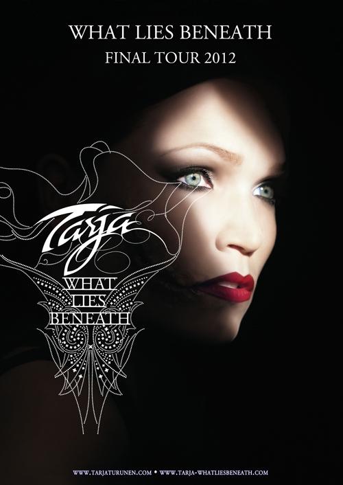 Tarja en concerts en France, Février 2012