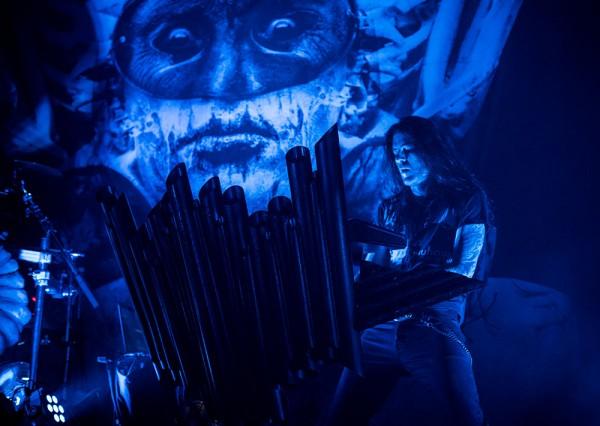 Moonspell, 2015, live report, Extinct, Septicflesh,