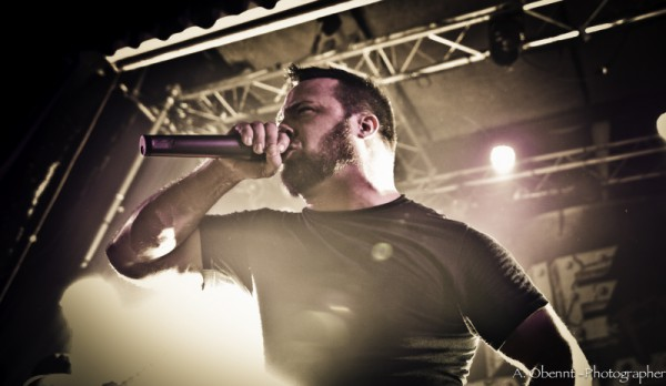 Beneath the Massacre - Bonecrusher Fest 2012