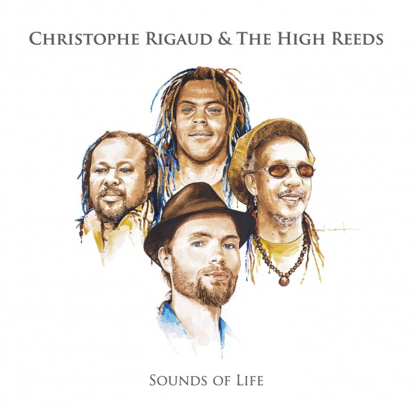 Pochette Christophe Rigaud Sounds of Life