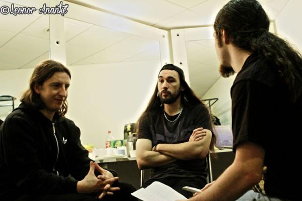 Interview Ultra Vomit