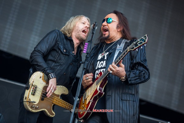 Ace Frehley, Kiss, Hellfest, Mainstage