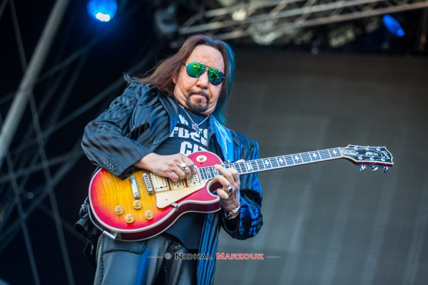 Ace Frehley, Kiss, Hellfest, Mainstage 1