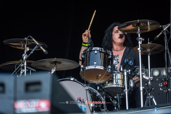 Ace Frehley, Kiss, Hellfest, Mainstage, Live report,