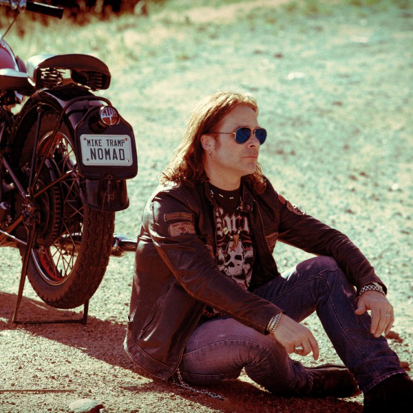 mike tramp, nomad, folk, 2015, rock