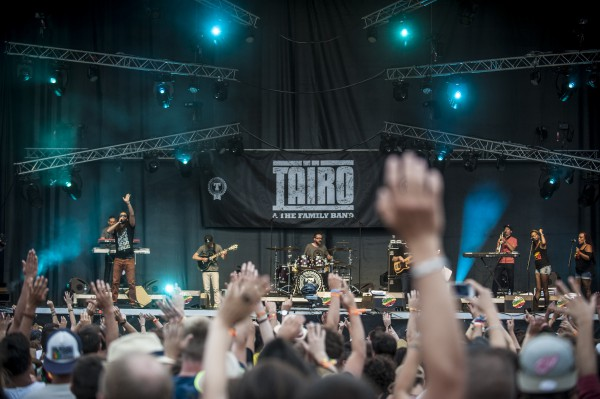 Tairo, Reggae Sun Ska 2015