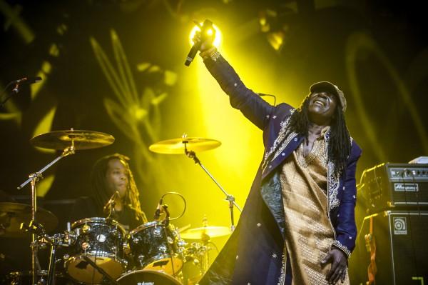 Alpha Blondy, Reggae Sun Ska 2015