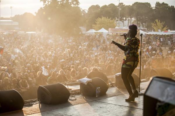 Etana, Reggae Sun Ska 2015